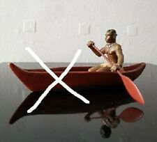 PAPO Figurine 39231 - African Rower Without Canoe, 1 Figurine New sealed 2000