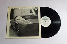 VA Capitol Disc Jockey Album LP Capitol Rec. SPRO-4567 US 1968 VG++ PROMO 00A