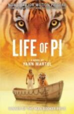 Life of Pi by Yann Martel, Very Good Paperback