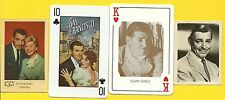Clark Gable Movie Actor Gone with the Wind Fab Card LOT G It Happened One Night