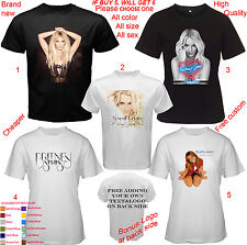Britney Spears Album Concert Tour T-shirt All Size S,M,L~5XL,Kids,Babies