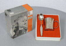 WMF Table device Fairytale Set 1 Spoons + 1 Becker Silvered BNIB 60er years