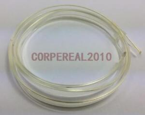 Side view light Flat TPU Strip Plastic Fiber Optic Cable - Transimitting lights