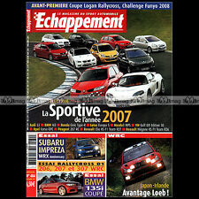 ECHAPPEMENT N°484 CORSA OPC 207 RC MEGANE CLIO RS F1 MAZDA 3 MPS LOTUS EUROPA