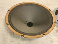 "Jensen Rola AO-21075-0 Alnico 10"" 8 ohm Vintage Speaker from Hammond Cabinet"