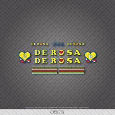0526 De Rosa Bicycle Stickers - Decals - Transfers