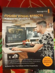 Fusion Visual Effects with DaVinci Resolve 15
