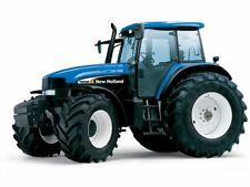 New Holland TM Series Workshop Manual in CD PDF