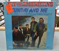 JAY AND THE AMERICANS - SUNDAY AND ME LP - UNITED ARTISTS RECORDS - MONO -SEALED