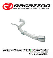 RAGAZZON SCARICO TERM. TONDO 102mm ALFA GTV 916 SPIDER 2.0 V6 TURBO 148kW 201CV