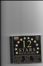 """12 STARS, CD """"BEST OF THE BEST"""" NEW SEALED"""