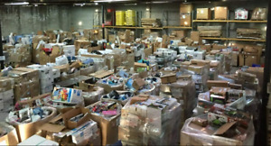Wholesale Lot MSRP $500+ Electronics, Toys, General Merchandise Amazon Returns