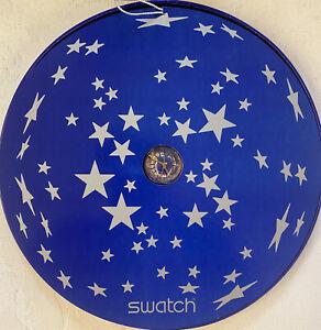 SWATCH GZ122 HOCUS POCUS CHRISTMAS 1991 OROLOGIO NUOVO MAI INDOSSATO ORIGINALE!