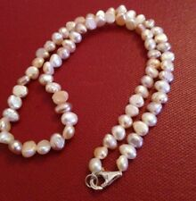 freshwater pearl necklace 18 inch