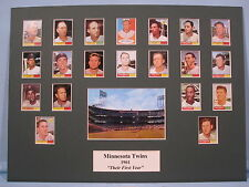 "Minnesota Twins -  1961  ""Their First Year"""