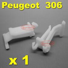 PEUGEOT 306 GRILLE CLIP BUMPER MOULDING TRIM UNDER HEADLAMP HEADLIGHT