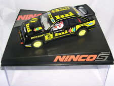 NINCO 50600 SLOT CAR FORD SIERRA COSWORTH  LUI  #5  MANUEL REUTER   MB
