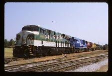 Original Slide NS Southern Heritage ES 44 AC 8099 8 More Heritage Units
