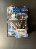 Star Trek 1996 Playmates First Contact Commander William T Riker Action Figure