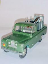 SPOT ON TRIANG TRI ANG 419 LAND ROVER MISSILE CARRIER LAUNCHER TOY MODEL 1/42