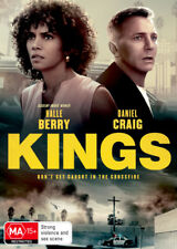 Kings (2017)  - DVD - NEW Region 4, 2