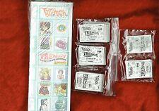 Witch Trendy 2005 alle Sticker komplett mit Album ungeklebter Komplettsatz