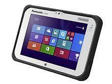 FZ-M1FP01XVM panasonic tough tablet WIN 10 bluetooth 8GB  BEST OF THE BEST