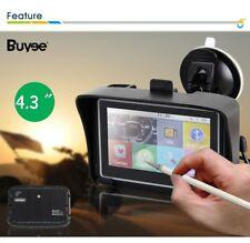 8GB Waterproof GPS Navigation System 4.3'' Motorbike Navigator Sat Nav AU Maps