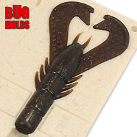 Nipper Fresh /& Saltwater Soft Plastic Yabbie Scented Lure 9.5cm 5 PACK Craw