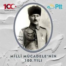 TURKEY / 2019 - (BOOKLET) WAR OF LIBERATION (ATATURK), MNH, Mi: 4498/4521