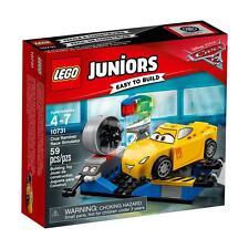 LEGO Juniors Cars Juego De 3 10731 / Cruz Ramirez Simulador de carrera