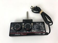 Sunbeam Cookmaster Electric Skillet Griddle Model RC-T Timer Heat Control Probe