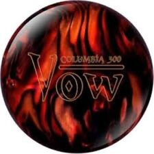 Columbia 300 Vow 16 lbs NIB Bowling Ball! Free Shipping! Undrilled!