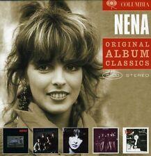 Original Album Classics - 5 DISC SET - Nena (2010, CD NEUF)