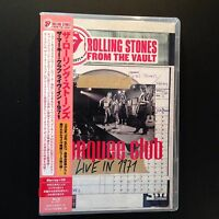 Rolling Stones From The Vault:  Marquee Club Live In 1971 (Blu-ray + CD, Japan)