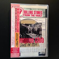 Rolling Stones From Vault:  Marquee Club Live in 1971 (Blu-ray+CD, 2015, Japan)