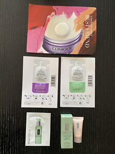NEW CLINIQUE Skincare Moisture Surge Mask, Cleansing Balm, ID Jelly, Face Soap