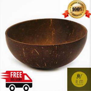 Coconut Shells Bowl Handmade Eco Friendly Creative natural Home Decoration Art