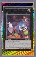 Magicienne Fainéante CBLZ-FR053 Lumière Magicien XYZ Effet Niveau 1 YGO