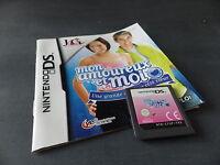 Jeux nintendo DS compatible 3ds mon amoureux et moi en loose avec notice VF