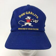 Don Garlits Museum of Drag Racing Snapback Hat / Cap Signed by Don Garlits