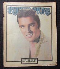 1977 ROLLING STONE Magazine #248 VG- 3.5 Elvis Presley