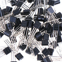 100PCS/Lot New  2SC1815 Throught Hole Triode Transistor TO-92 0.15A/ IJ