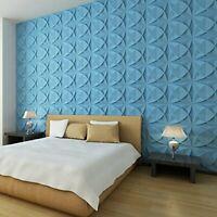 Plant Fiber Textured 3D Wall Panels for Interior Wall Decor, 33 Tiles 32 Sq Ft