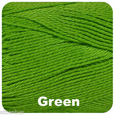 5 X 50g Balls King Cole Giza Cotton Shade Green