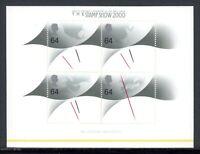 Großbritannien MiNr. Block 8 I postfrisch MNH mit Eintrittspass Stamp Show (C551