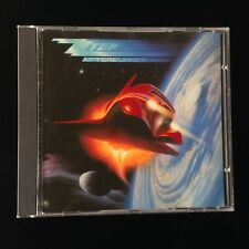 Afterburner, ZZ Top ♫ CD 1985, Sleeping Bag, Velcro Fly, Rough Boy, Stages JAPAN