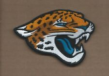 NEW 2 3/4 X 4 1/4 INCH JACKSONVILLE JAGUARS 2018 LOGO IRON ON PATCH FREE SHIP