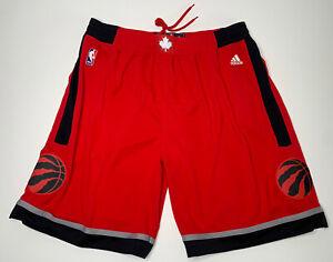 Adidas x Toronto Raptors 2016 Authentic Road Uniform Shorts - XXL