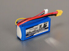 New Turnigy 1500mAh 3S 11.1v 20C 30C Lipo Battery Pack RC XT60 XT-60 USA